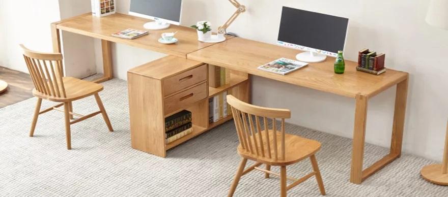 Ghế gỗ bàn làm việc 2020