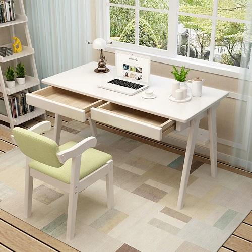 Bàn ghế ngồi làm việc tại nhà đẹp 8
