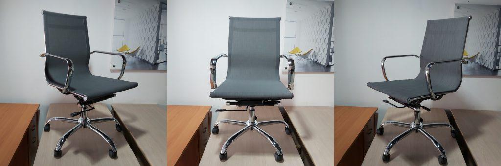 Hình ảnh thực tế ghế Hòa Phát GL203