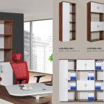 TOP 5 chiếc tủ gỗ công nghiệp đẹp hoàn hảo cho văn phòng 2020