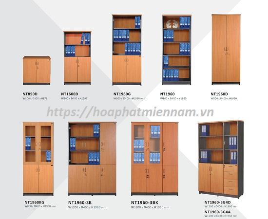 Tủ gỗ công nghiệp Newtrend