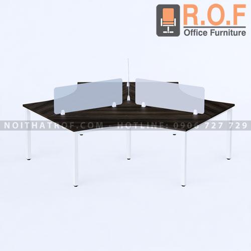 Cụm bàn 3 chỗ ROF MD03V50