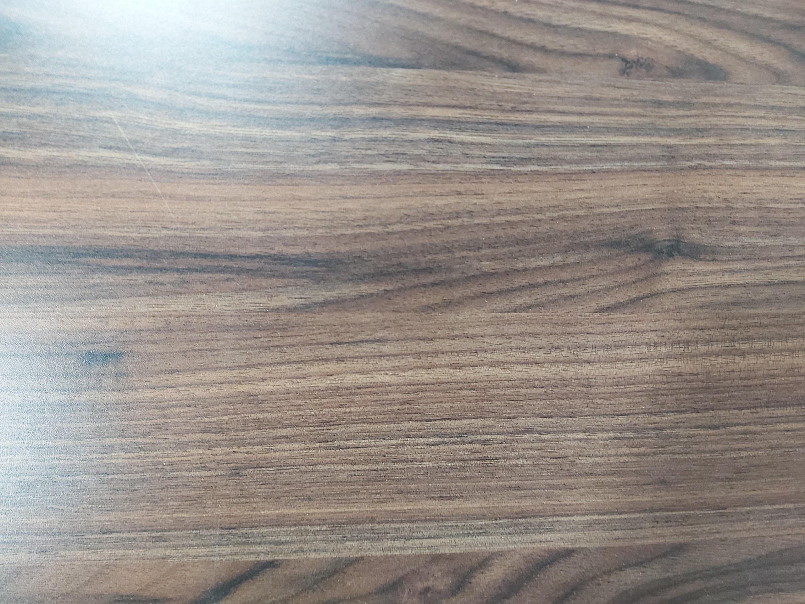 Cận cảnh chất liệu mặt bàn LUX120SHLC10