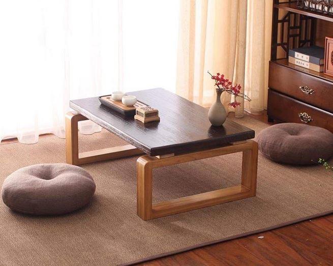bàn ngồi bệt KARABO