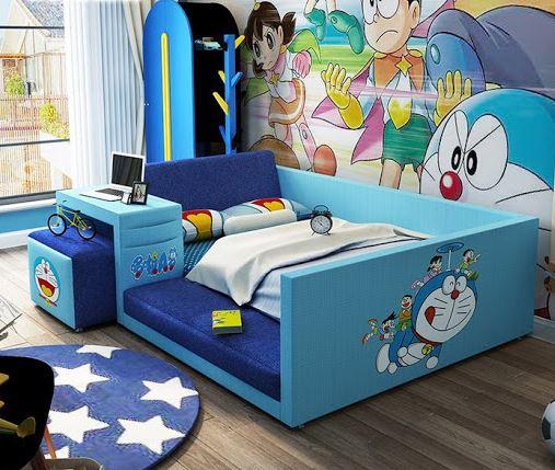 giường ngủ doremon GND04