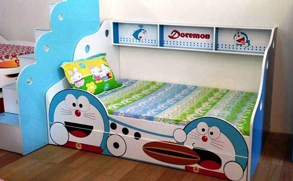 giường ngủ trẻ em doremon GND05