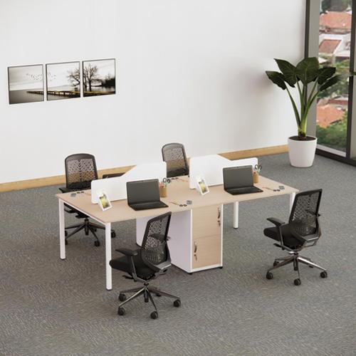 bàn module 4 người RMD101