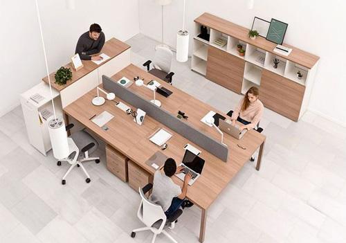Không gian phòng làm việc hiện đại 3