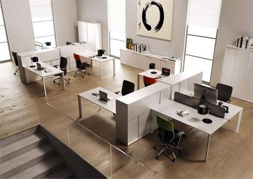 Không gian phòng làm việc hiện đại 4