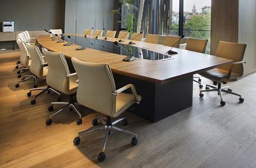 Hình ảnh phòng họp sang trọng 7