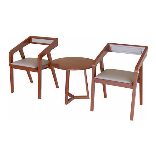 Bộ bàn ghế khách sạn BKS07 - GKS07