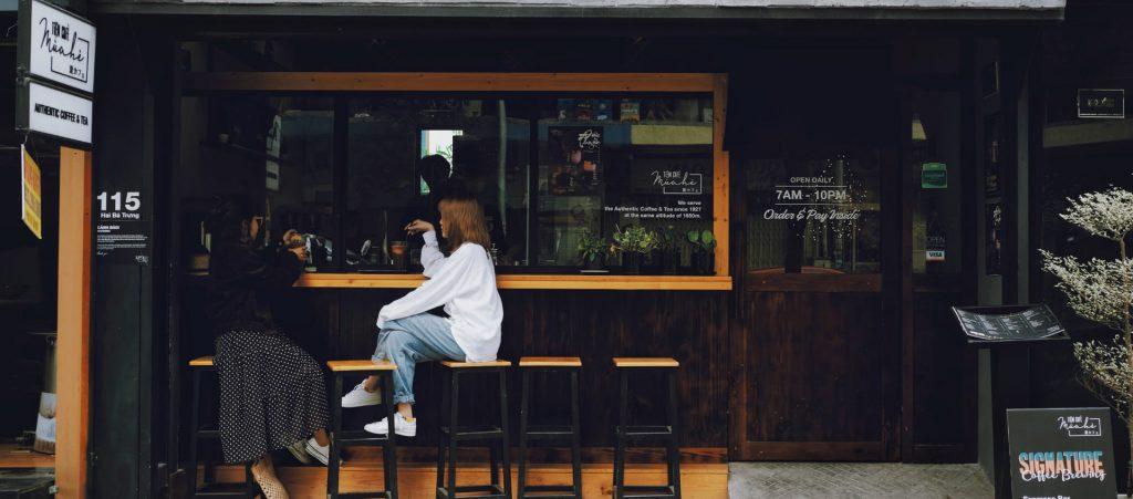 cà phê quận 1 - cafe đẹp tại quận 1 2021