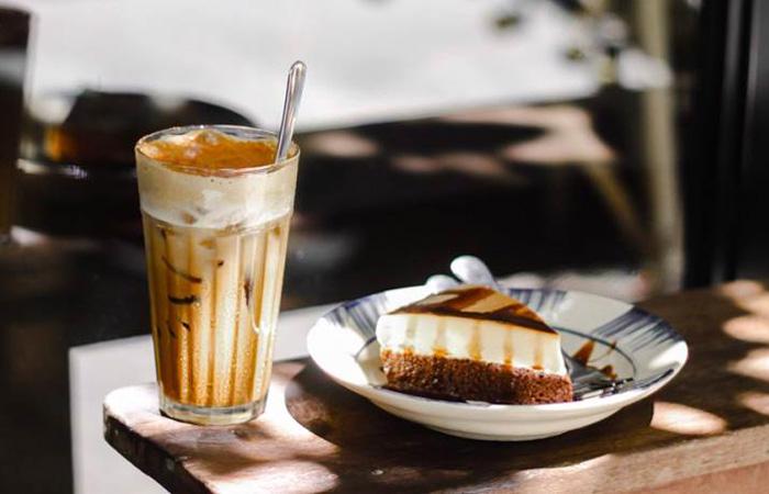 Món cafe nấp trứ danh