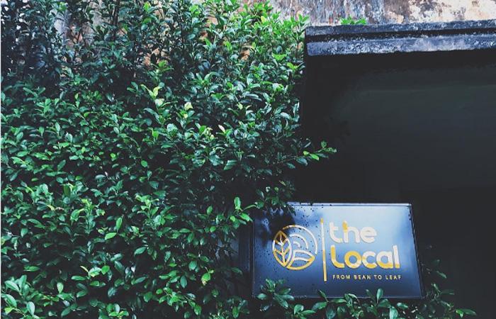 The Local coffe tọa lạc tại Quận 1