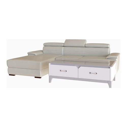 Sofa da Hòa Phát SF513