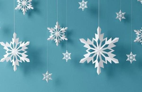 Bông tuyết Noel