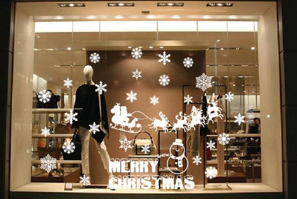Bông tuyết trang trí Noel