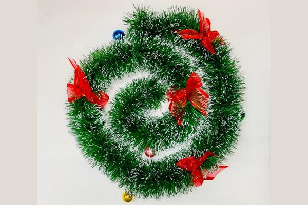 Dây kim tuyến trang trí Noel
