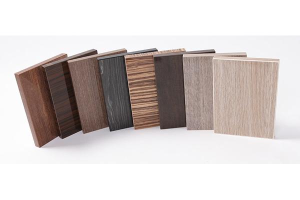 Một số mẫu màu gỗ Melamine - Melamine là gì