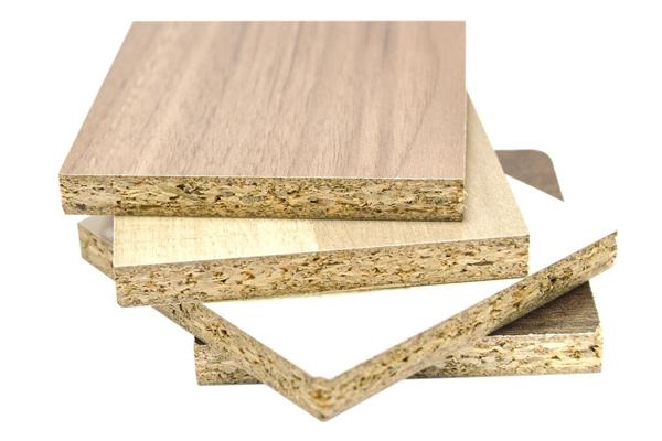 Mẫu gỗ Melamine trên thị trường