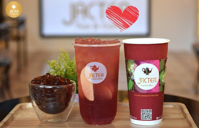 Jactea với những công thức đồ uống ngon, lạ cho bạn thoải mái check in
