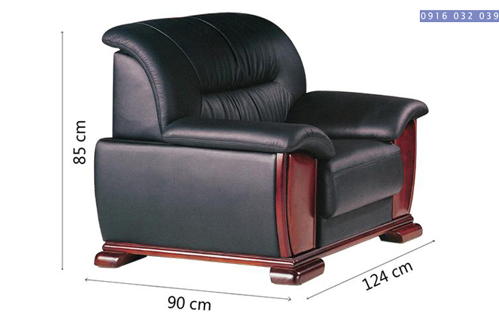 Sofa đơn Hòa Phát SF01-1