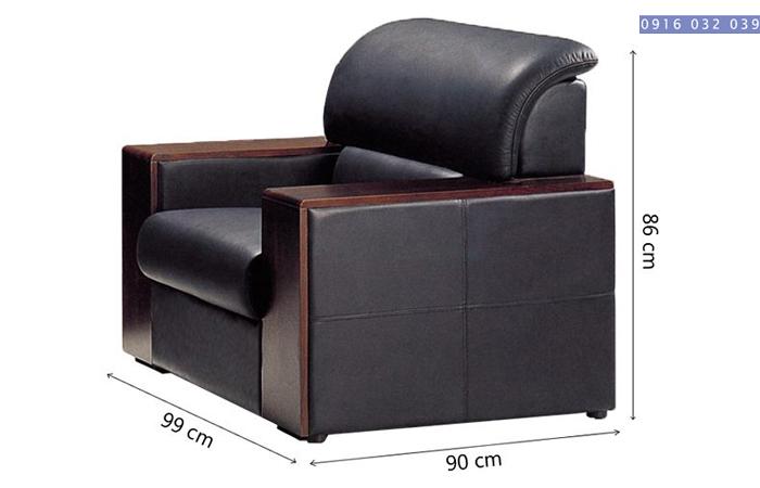 Sofa đơn Hòa Phát SF11-1
