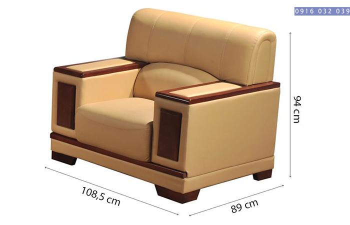 Sofa đơn Hòa Phát SF21-1
