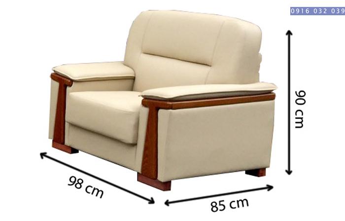 Sofa đơn Hòa Phát SF34-1