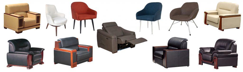 Ghế sofa đơn - Sofa Hòa Phát giá rẻ 2021