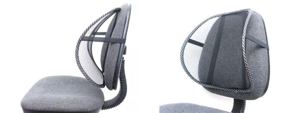 Có nên sử dụng tấm lưới tựa lưng ghế văn phòng không?