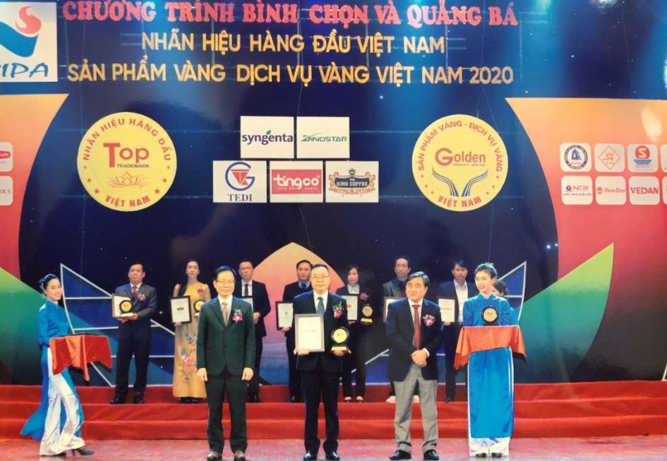 hòa phát lọt top 10 nhãn hiệu hàng đầu Việt Nam