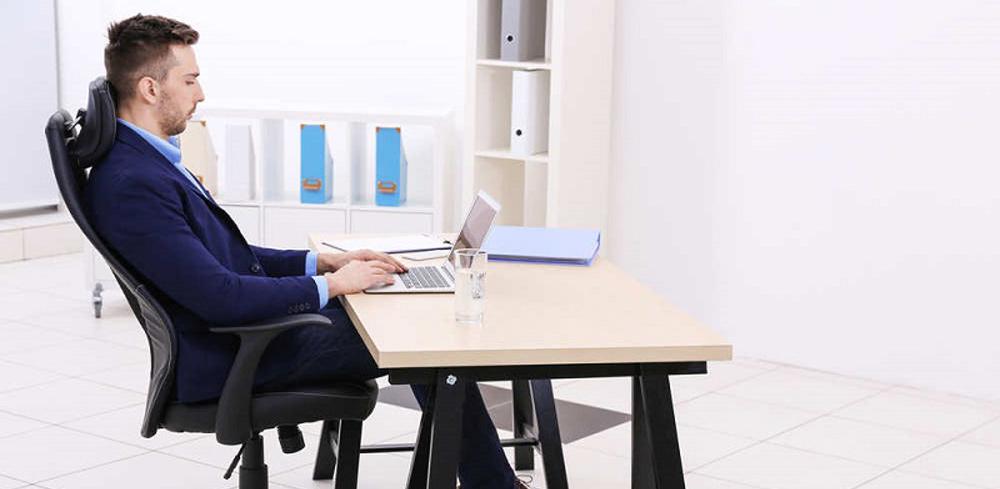 Ghế ngồi cho người đau cột sống cho dân văn phòng 2021