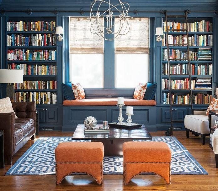 Phòng đọc của gia đình