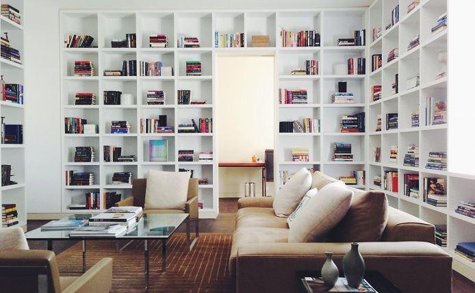 Bố trí phòng đọc sách gia đình