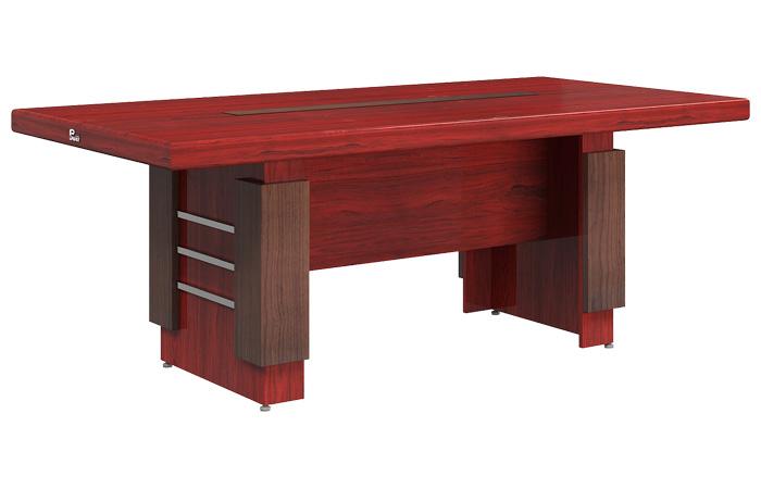 Nên lựa chọn bàn với kiểu dáng phù hợp với không gian văn phòng