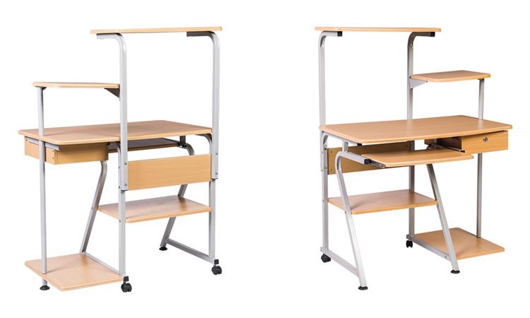 Chọn màu sắc bàn theo sở thích hoặc tính đồng điệu trong không gian với mẫu bàn vi tính BMT97B
