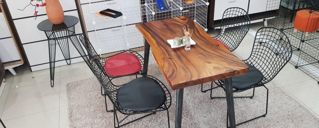 Các loại gỗ làm mặt bàn phổ biến hiện nay
