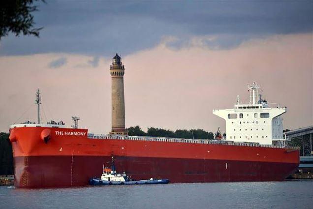 hòa phát mua 2 tàu siêu trọng 90000 tấn
