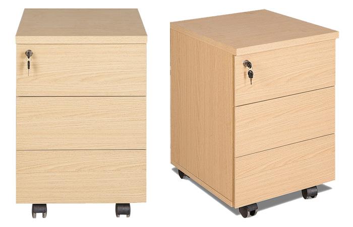 Hộc tủ ATM3D1 có cấu tạo nhiều ngăn