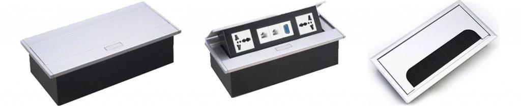 Hộp điện âm bàn giá rẻ tại TpHCM