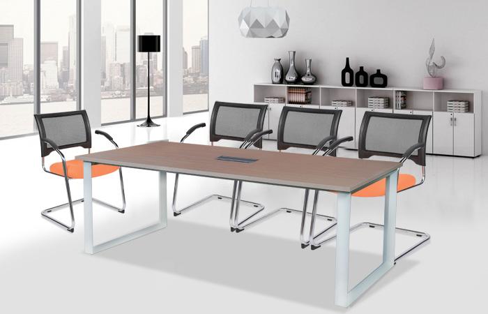 Ổ điện âm bàn họp giúp tăng tính linh hoạt cho chiếc bàn