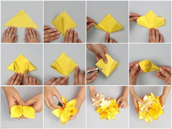 Những bông hoa 3D dán tường chưa bao giờ hết hot
