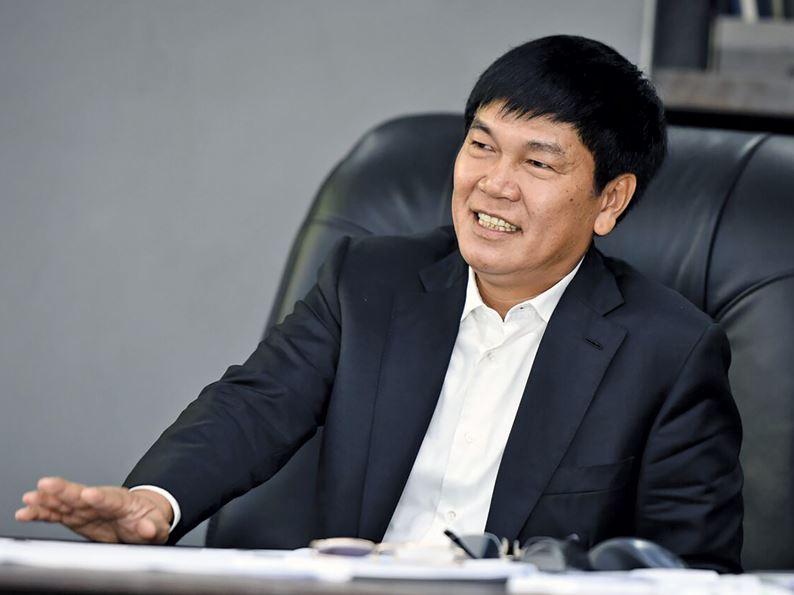 ông Trần Đình Long chủ tịch HĐQT Tập Đoàn Hòa Phát