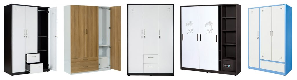 Địa chỉ bán tủ sắt quần áo 3 buồng giá rẻ 2021
