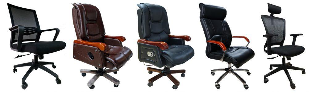 Chọn ghế công sở cho giờ làm việc văn phòng - ghế Hoàng Phát