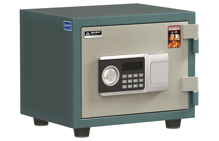 Thi thoảng bạn nên thay đổi mật khẩu tủ sắt - Két bạc mini KS35NDT