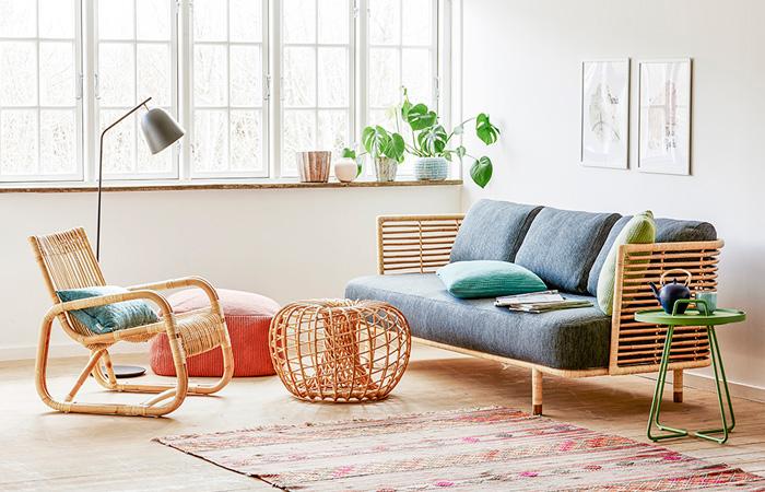 Bàn ghế dễ dàng phối với không gian phòng