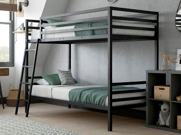 giường tầng sắt GHP01