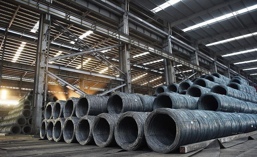 Tháng 04/2021 sản lượng bán hàng các sản phẩm thép của Hòa Phát đạt 869.000 tấn